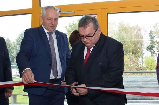 Otwarcie Powiatowego Centrum Edukacji Zawodowej w Bytowie