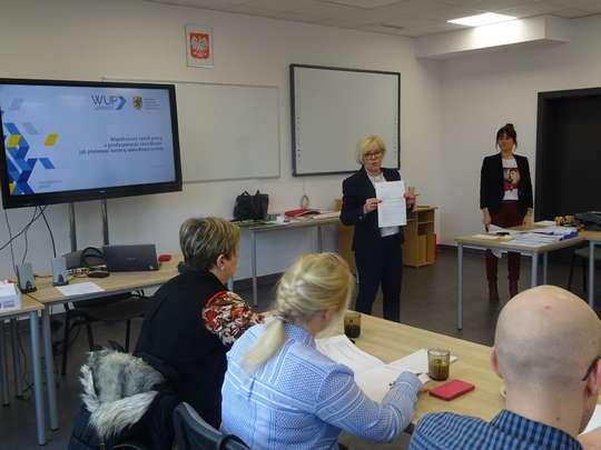 Spotkanie Powiatowej Sieci Doradców Zawodowych