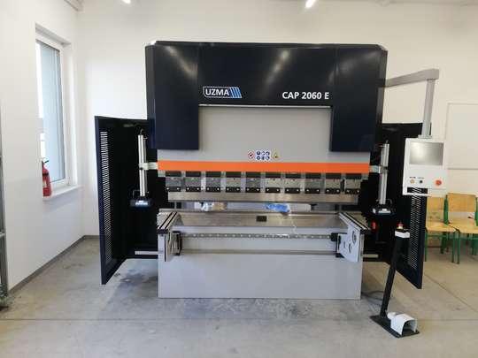 Nowe maszyny w Powiatowym Centrum Edukacji Zawodowej w Bytowie